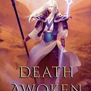Death Awoken: A GameLit Series (Death God System - Book #1)