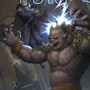 A Troll's Fury: A Monster MC Adventure (The Troll & the Witch Book 2)