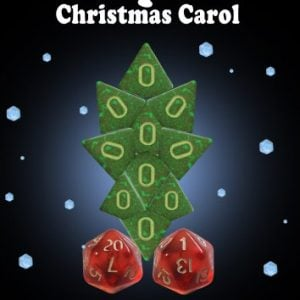 Cooper's Christmas Carol (Caverns and Creatures)