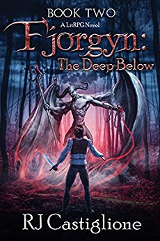 Fjorgyn: The Deep Below (Book 2)