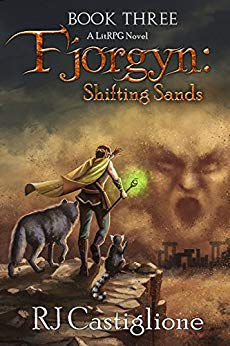 Fjorgyn: Shifting Sands (Book 3)