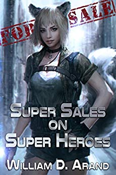Super Sales on Super Heroes
