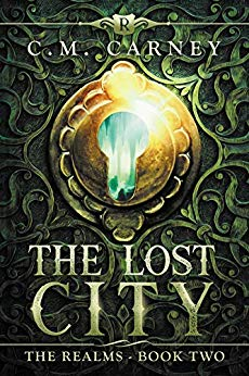 The Lost City: The Realms Book Two (An Epic LitRPG Adventure)