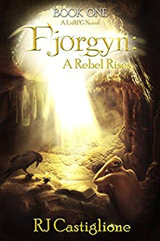 Fjorgyn: A Rebel Rises (Book 1)