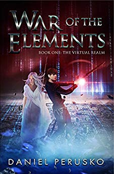 The Virtual Realm (War Of The Elements Book 1)