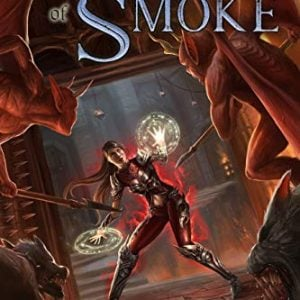 Citadel of Smoke: A LitRPG and GameLit Adventure (Stonehaven League Book 4)