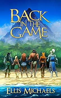 Back In The Game: A Fantasy LitRPG GameLit Novel (Bloodfeast Book 2)