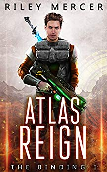 Atlas Reign: A LitRPG Saga (The Binding Book 1)