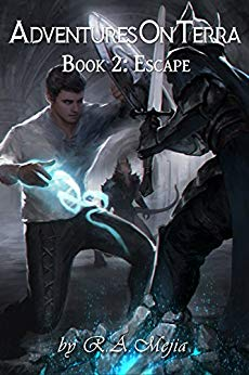 Adventures on Terra - Book 2: Escape
