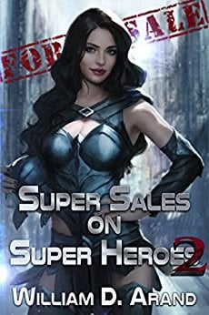 Super Sales on Super Heroes: Book 2