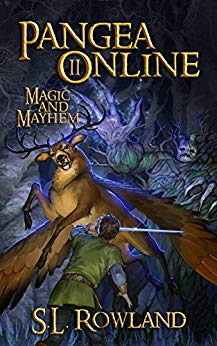 Pangea Online Book Two: Magic and Mayhem
