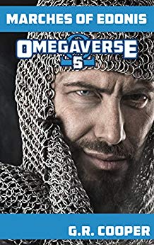 The Marches of Edonis: Omegaverse 5 (LitRPG)