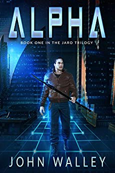 Alpha: Book One in the Jaro Trilogy