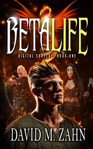 Beta Life: Digital Sorcery Book 1 (A LitRPG Series)