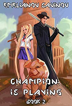 Code Hero (Champion is Playing Book #2) LitRPG Series