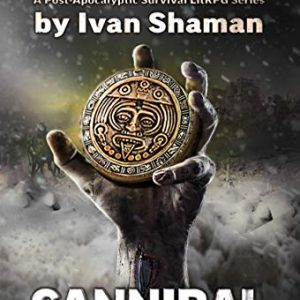 Cannibal. Demon of the Mind. A Post-Apocalyptic Survival LitRPG Series