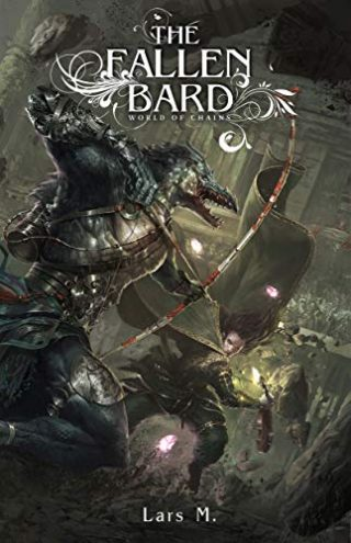 The Fallen Bard (World of Chains Book 2)