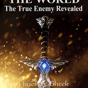The True Enemy Revealed: A LitRPG and GameLit Series. (The World Book 5)