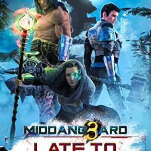 Late To The Party (Middang3ard Book 2)